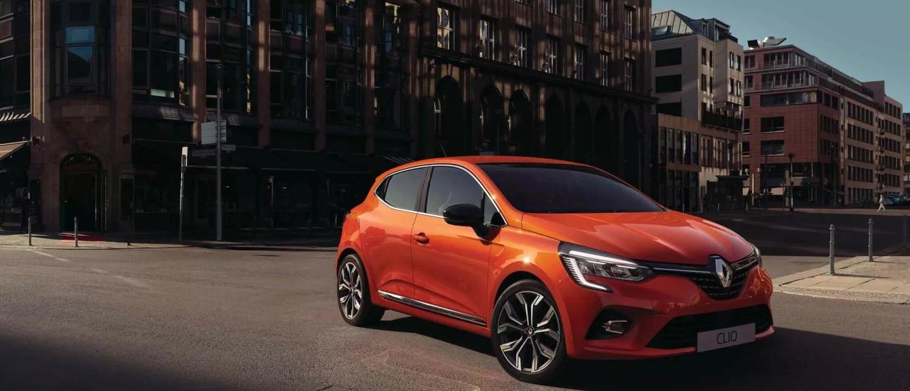 Renault Clio are cea mai extinsă gamă de motorizări