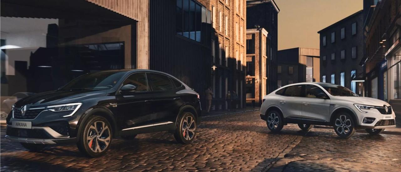 Renault deschide comenzile pentru NOUL ARKANA